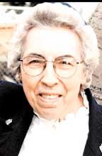 Sister Annata Brockman