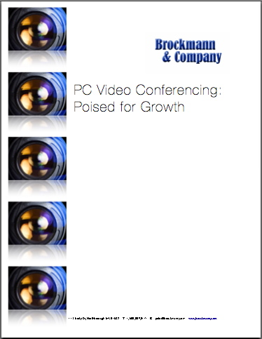 PC Video Conferencing: Poised for Growth