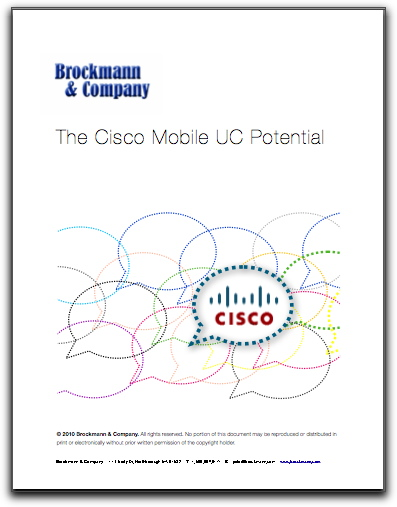 Cisco Users: Mobile UC Potential