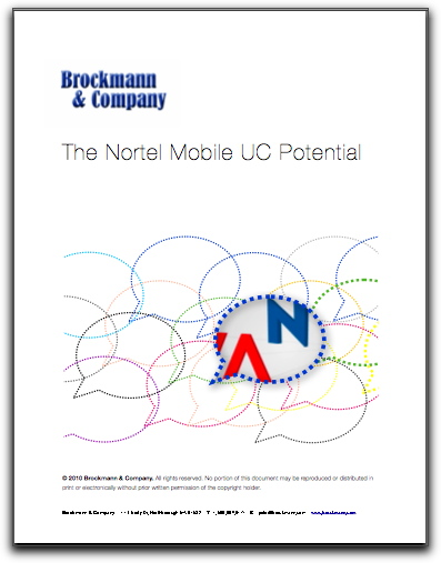 Nortel Users: Mobile UC Potential